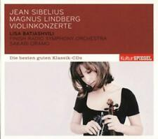 Kulturspiegel- Die besten guten Klassik-CDs: Violinkonzerte