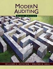 Modern Auditing, 6th Edition