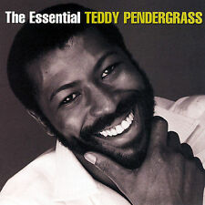 The Essential Teddy Pendergrass Teddy Pendergrass Music-Good Condition
