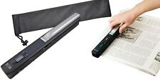 SCANNER PORTATILE A4 SENZA FILI 900 DPI COLORE SCAN USB LCD MICRO SD PC NOTEBOOK