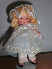 Nancy Ann Storybook Doll ~ #152 Mary Had a Little Lamb MS/MB, XUC