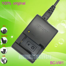 Genuine Original SONY BC-VW1 Charger for NP-FW50 Battery NEX-5 NEX-3C SLTA55 A33