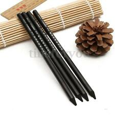 4 Full Charcoal Artist Pencils For Drawing Sketching Draw Tones Shades Shading