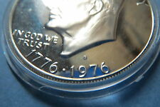 "1976-S  ""S-PROOF"" ISSUE, U.S.1976S BICENTENNIAL EISENHOWER LARGE DOLLAR, S-PROOF"