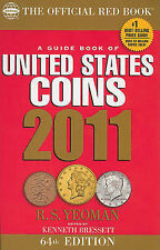 A Guide Book of United States Coins 2011: The Official Red Book (Guide-ExLibrary