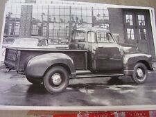 1950 CHEVROLET 3100 1/2 TON PICKUP  TRUCK   BIG  12 X 18 PHOTO PICTURE