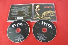Evita Motion Picture Soundtrack Madonna/Andrew Lloyd Webber Import Canada CD Set