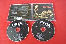 Evita Motion Picture Soundtrack Madonna/Andrew Lloyd Webber Import Canada CD Set