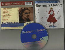 ROSEMARY CLOONEY ~THE GIRL SINGER~ BLUEBIRD 16 TRACKCD  **FREE P&P**