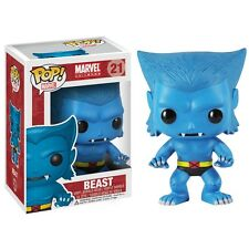 "MARVEL BEAST 3.75"" VINYL FIGURE POP BOBBLE-HEAD  BRAND NEW FUNKO"