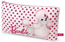 Nici 33988 Barbie Pillow Poodle Sequin rectangular 43 x 25 cm Pink