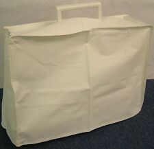 Dust Cover / Storage Cover for Sewing Machine Premium super quality white BLB203