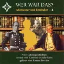Schulz-Reiss, Christine - Wer War das? Abenteurer und Entdecker 2