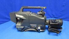 Hitachi Z-3000W Camera w/ CA-Z32, Canon J15x9.5B4 lens