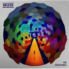"MUSE ""THE RESISTANCE"" CD+DVD LIMITED DIGIPACK NEW+"