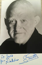 6x4 Hand Signed Photo Nicholas Smith   Mr Rumbold Are You Being Served