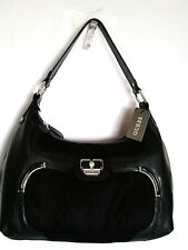 "GUESS ""MIA LUXE"" Black Hobo  NWT 100% authentic"