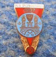 POSNANIA POZNAN 70 ANNIVERSARY POLAND RUGBY POWERBOAT CANOE KAYAK ROWING PIN
