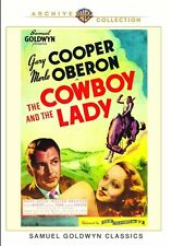 The Cowboy And The Lady (1938 Gary Cooper) Region Free DVD - Sealed