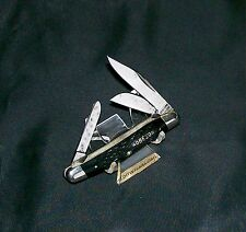 "Robeson 633728 Knife ""Serpentine Cattle Stockman"" 1950's Pocket-Eze Design Rare"