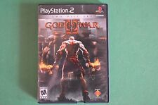 God of War II Sony PlayStation 2 2007 Two 2-Disc Set CIB Complete NM Used Action