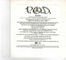 (DF481) Payable On Death, Satellite - 2001 DJ CD