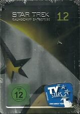 Star Trek Raumschiff Enterprise Season 1.2  Steelbook  Neu OVP Sealed Deutsche A