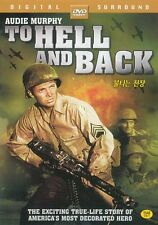 To Hell And Back (1955) DVD - Audie Murphy (New & Sealed)