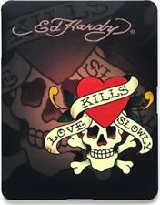 Ed Hardy iPad Case Love Kills Slowly Skull Heart Protective Shell Apple ip10a03
