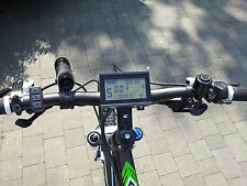 Electric bike LCD display KT-LCD3 - eBike display NEW - UK STOCK - REDUCED