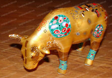 Klimt Cow by Annabel Church-Smith (CowParade, 47350) Manchester, 2004