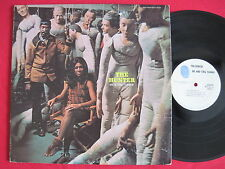 IKE & TINA TURNER ~ THE HUNTER (1969) ORIGINAL BLUE THUMB BTS 11 STEREO LP  R&B