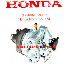 16100-Z0J-013 GENUINE Honda GC160 GC 160 Engines CARBURETOR ASSEMBLY BB 61JB NEW