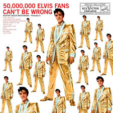 Elvis Presley, 50,000,000 Elvis Fans Can't Be Wrong_Elvis' Gold Records, Vol. 2