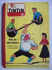 album Tintin belge 32 1956 recueil TBE Graton Macherot Jacobs Funcken Tibet etc
