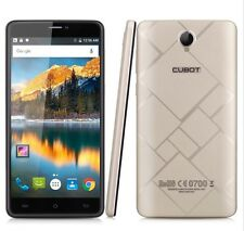 """CUBOT Max 4G LTE 6.0"""" Smartphone 2*SIM Octa-Core 3GB 32GB Android 6.0 Gold Phone"""