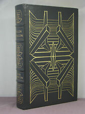 1st, signed by 2(author,artist), Fallen Dragon by Peter F Hamiton, Easton Press
