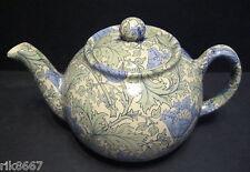 1 HERON CROSS poterie ANEMONE Chintz anglais 3 tasse pot de thé ou 2 tasses