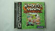 Harvest Moon: Back to Nature (Sony PlayStation 1, 2000)