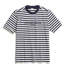 Guess x Asap Rocky Navy Stripes T-shirt