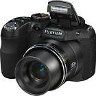 Fujifilm FinePix S2940 14.0 MP Digital Camera - Black