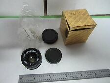 MICROSCOPE PART CAMERA LENS COMPUTAR TV 16 mm AS IS  BIN#S2-24