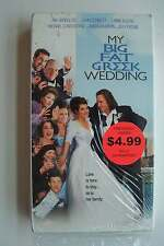My Big Fat Greek Wedding VHS Video Tape 2002