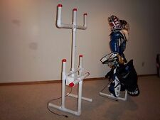 SPORTS EQUIPMENT HOCKEY DRYING RACK TREE with FREE attachments