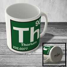 MUG_ELEM_115 (90) Thorium - Th - Science Mug