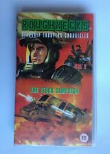Roughnecks - Starship Troopers Chronicles - Vol. 2 - The Tesca Campaign (VHS, 2…