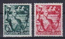 DR Mi Nr. 660 - 661 *, 5 Jahrestag Machtergreifung Dt. Reich 1938