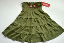 NWT Gymboree TROPICAL GARDEN (Convertable) Tiered Skirt or Strapless Dress 4
