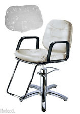 Takara Belmont PLANET Styling Chair Vinyl Chair Back Cover (CLEAR)