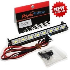 Powerhobby 8 LED 138mm RC Aluminum Light Bar Kit